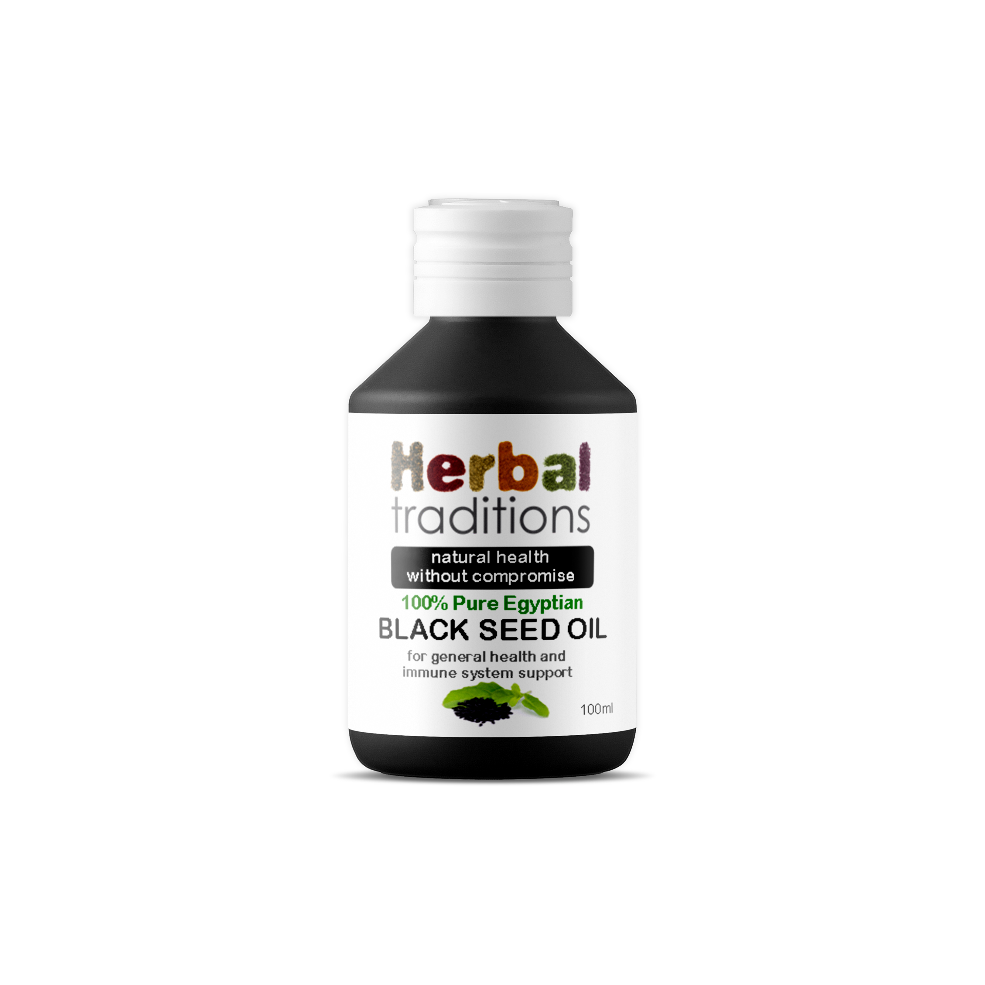 Egyptian Blackseed Oil (100ml) – Herbal Traditions
